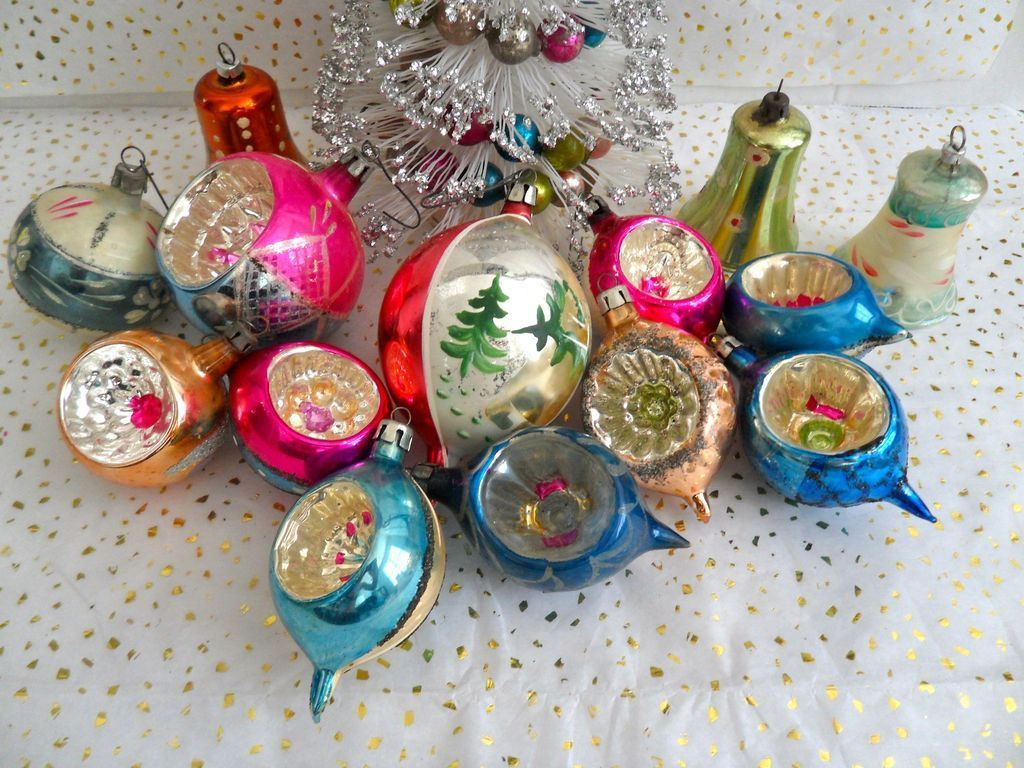 vintage christmas decorations for sale on ebayjpg - Vintage Christmas Decorations For Sale