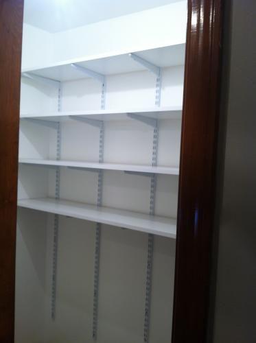 Rubbermaid Closet Shelves Easy Closet Shelves Wire Shelving Pantry Shelving