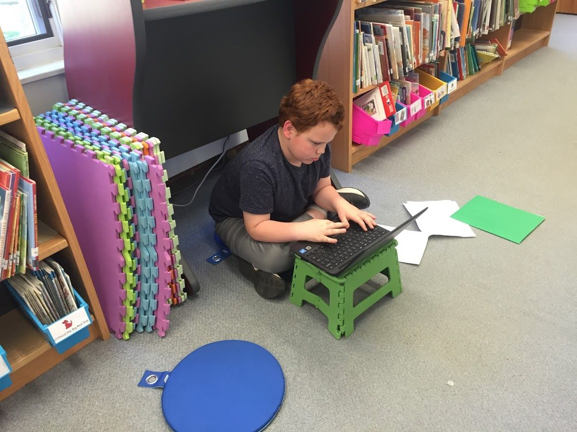 Image Result For Elementary Library Learning Commons