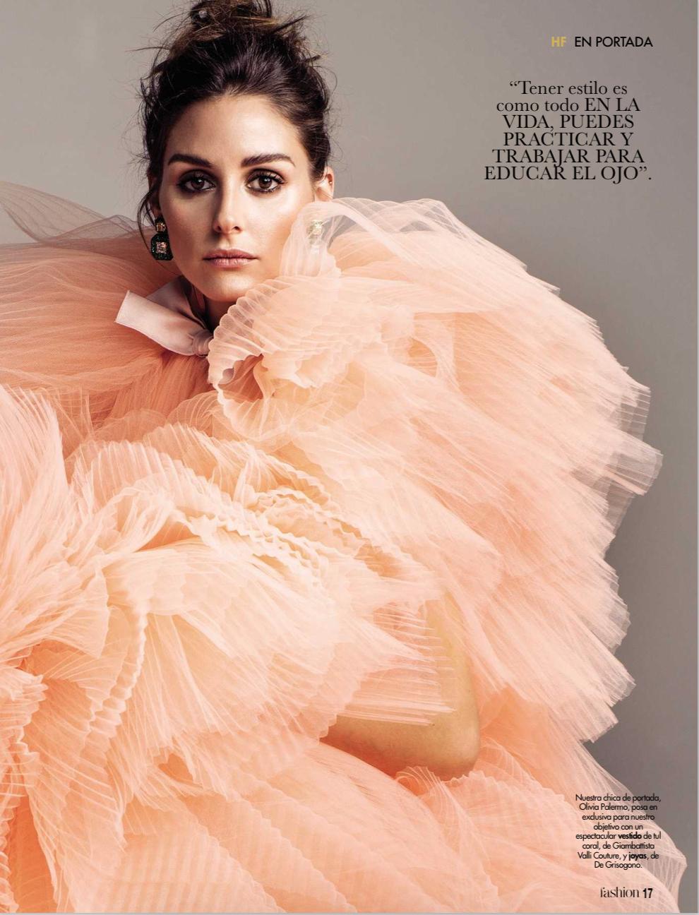 BTS: Olivia x ¡Hola! Fashion Magazine | Olivia palermo