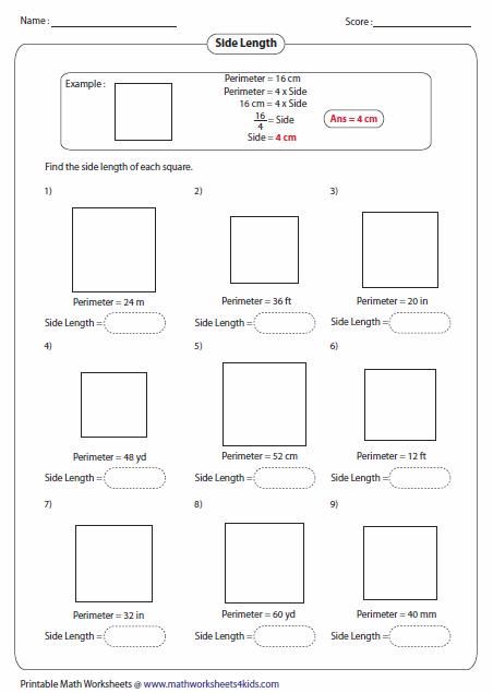 perimeter area worksheets school math perimeter of rectangle area worksheets rectangle. Black Bedroom Furniture Sets. Home Design Ideas