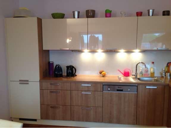 Neuwertige Küche in TOP Zustand zu verkaufen Projektek, amiket - küche zu verkaufen