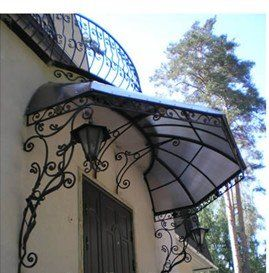 Wrought Iron Awnings Canopies, Awning,sunshade, Canopy,iron .