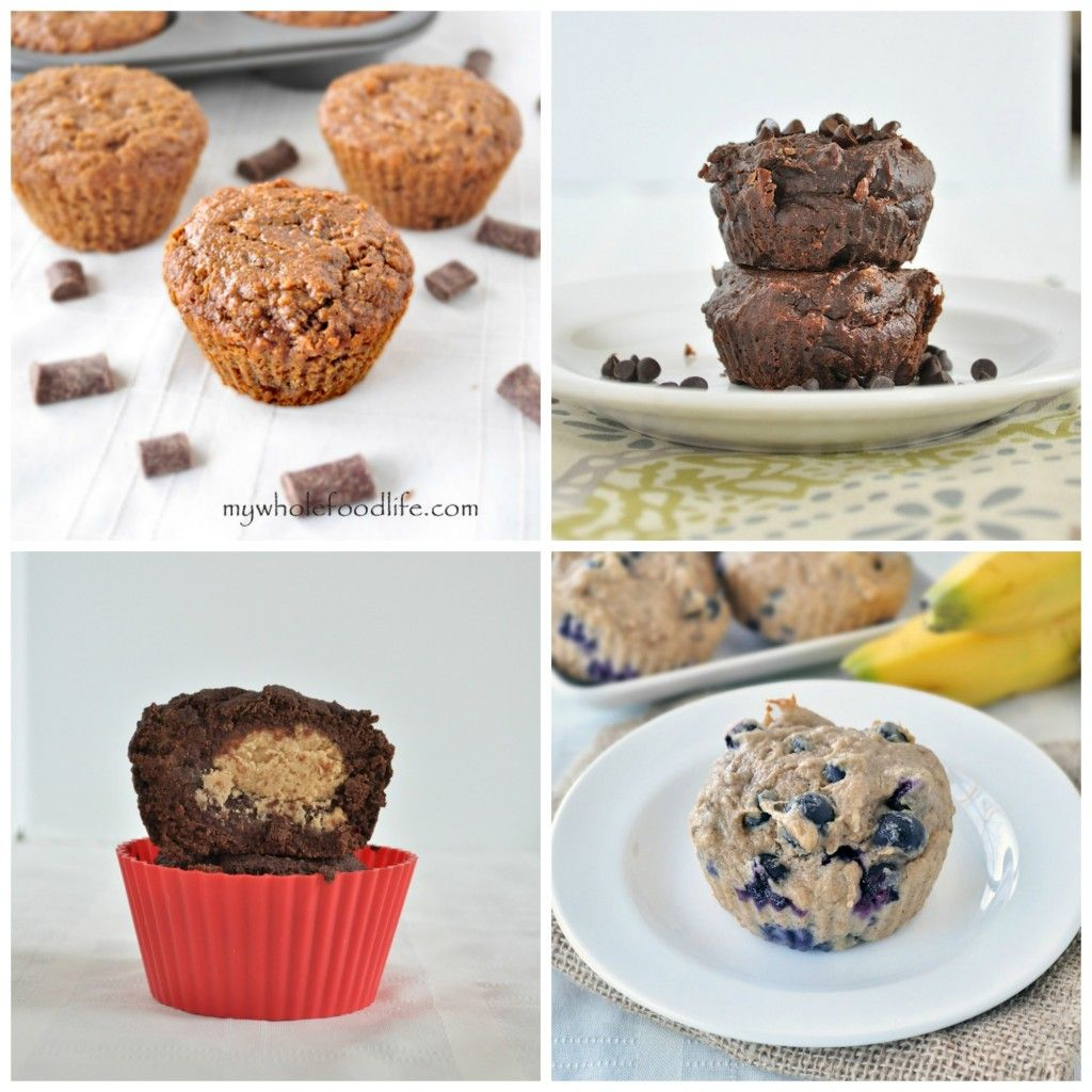muffin roundup 2 plus 36 more muffin recipes - healthy