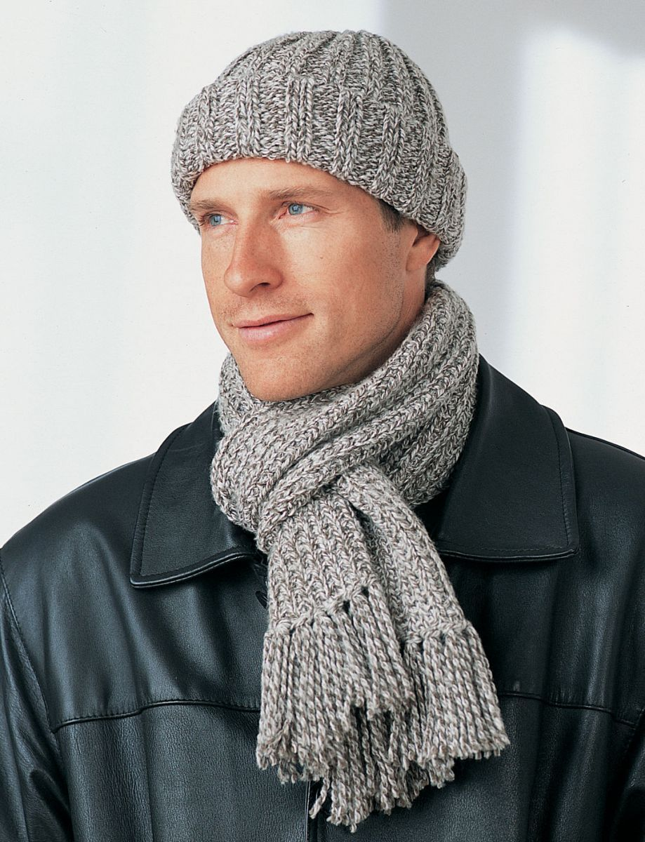 Mens winter hat and scarf scarves scarf patterns and knit hats mens winter hat and scarf bankloansurffo Choice Image