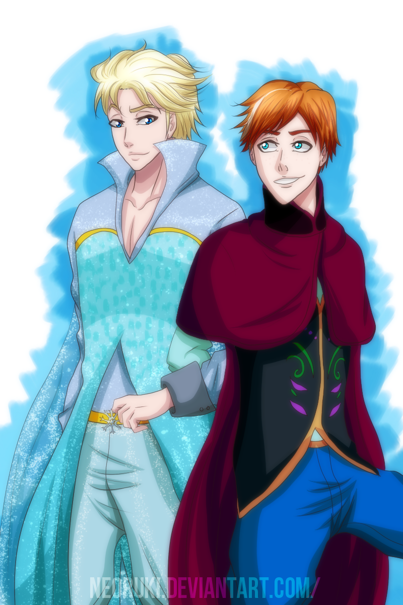 Congratulate, you Gender disney swap frozen