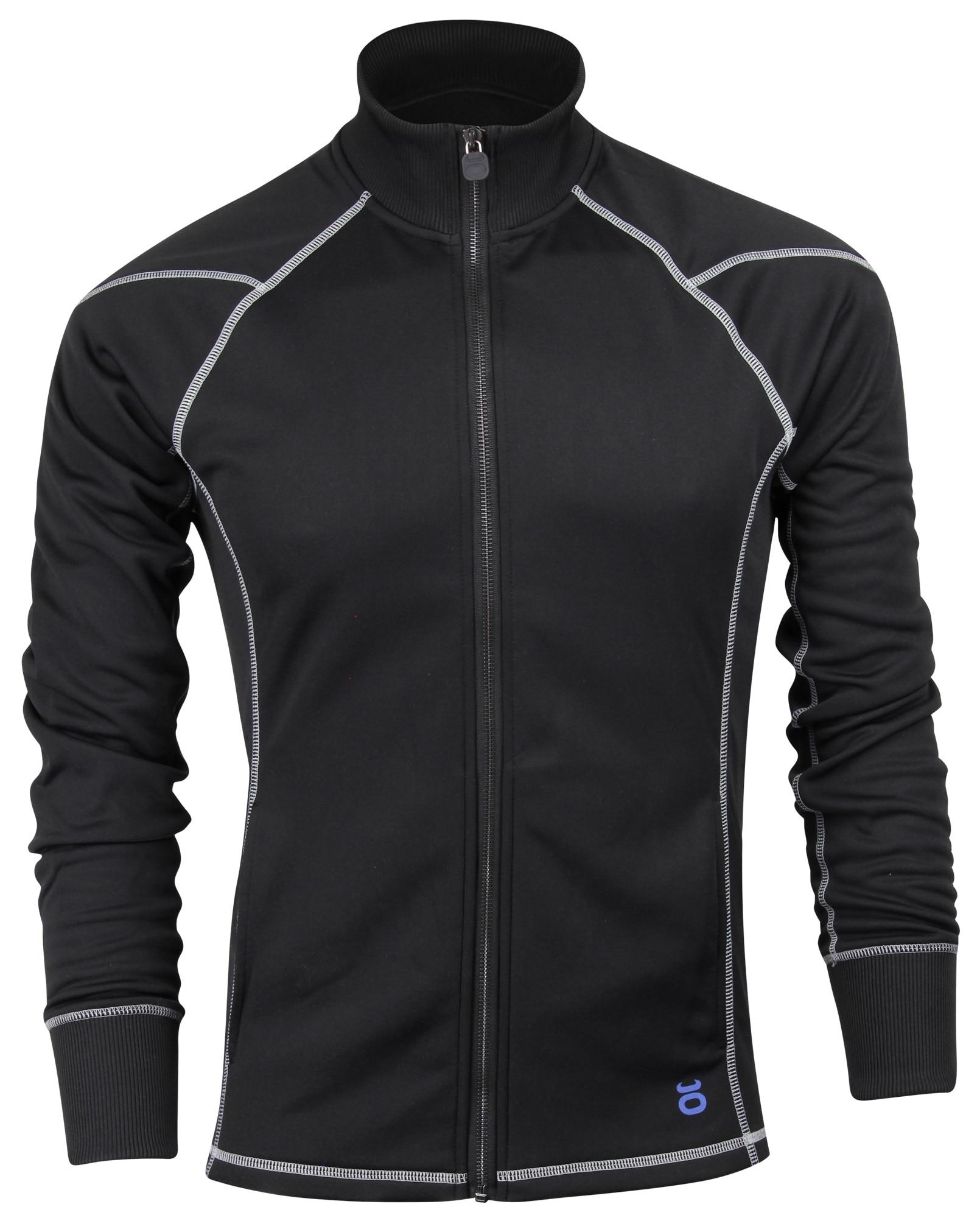 e061309a968e8 Jaco Training Performance Jacket (Black Gray)