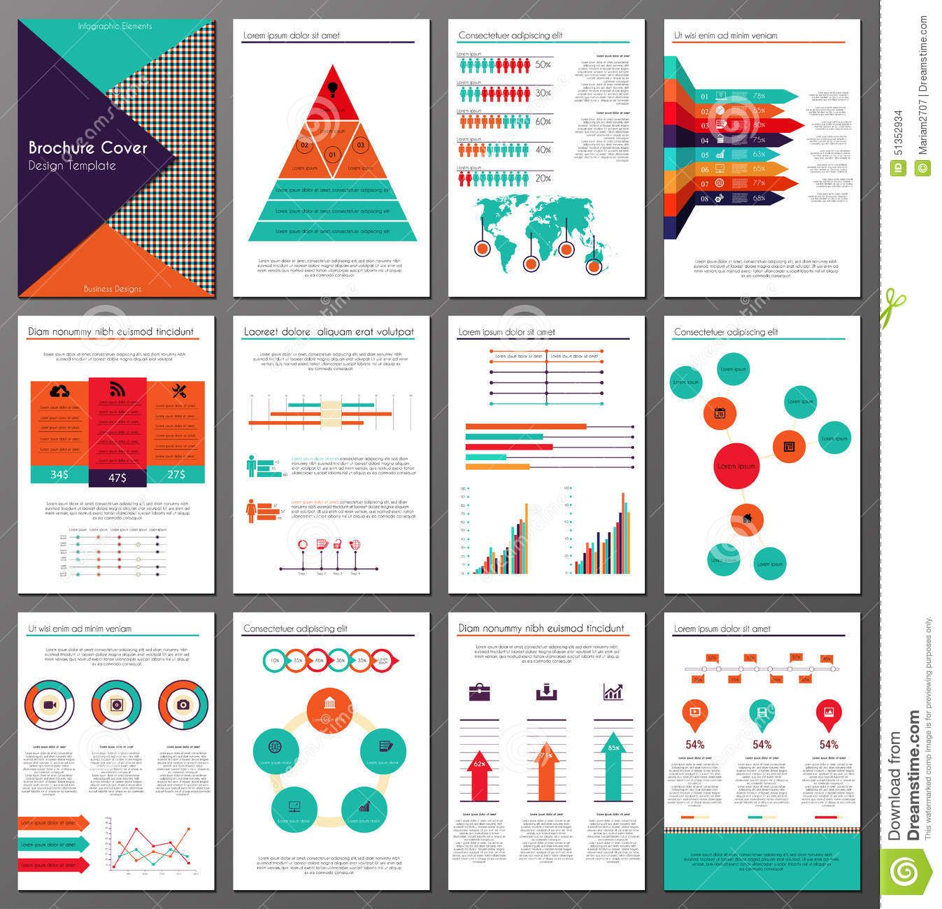 Brochure Design Infographic  Google Search  Infographic Brochure