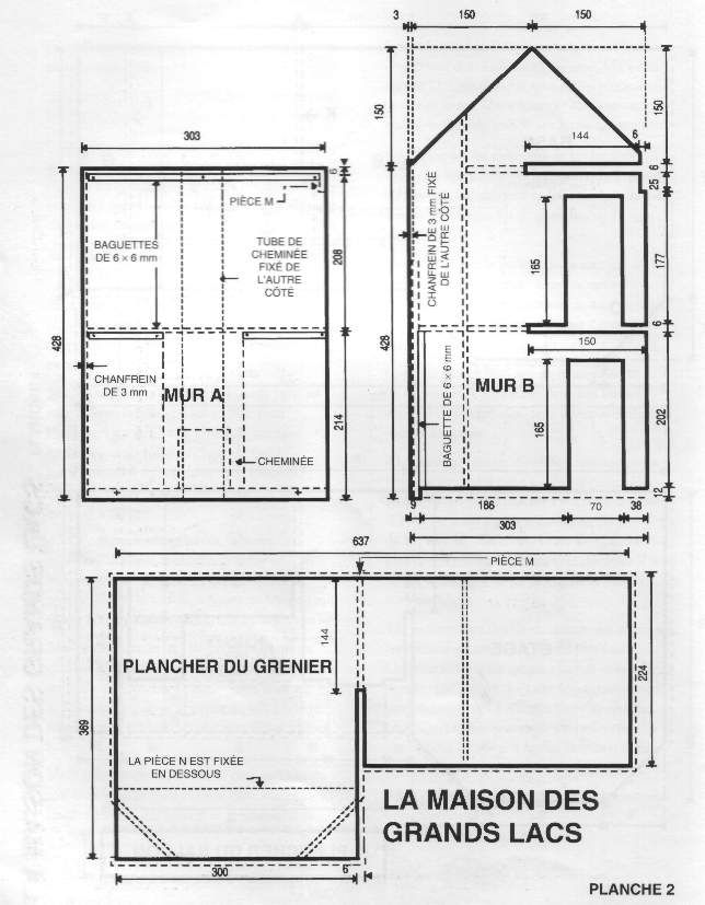Http Mamaisondepoupee Pagesperso Orange Fr Images Maison2 Jpg Doll House Plans Dollhouse Miniature Tutorials Diy Dollhouse