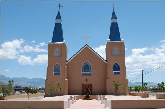 Nativity of the Blessed Virgin Catholic School, Albuquerque, NM