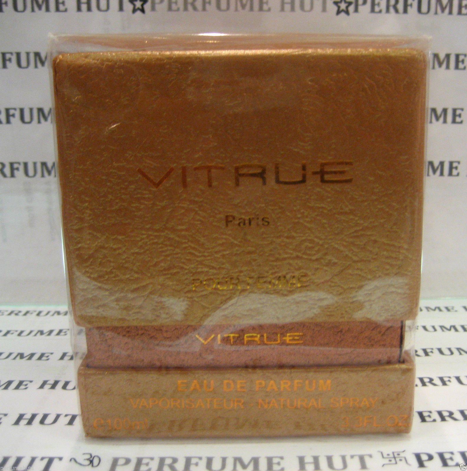 Vitrue Pour Femme Women Parfum Eau De Parfum 33 Oz Spray Sealed