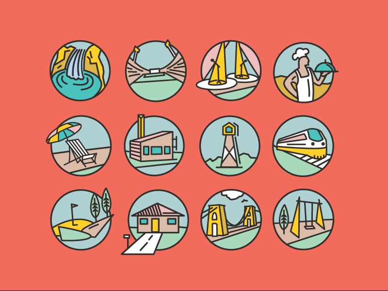 City Icons alternative