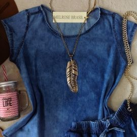 Blusa Camila All Jeans Deluxe MB