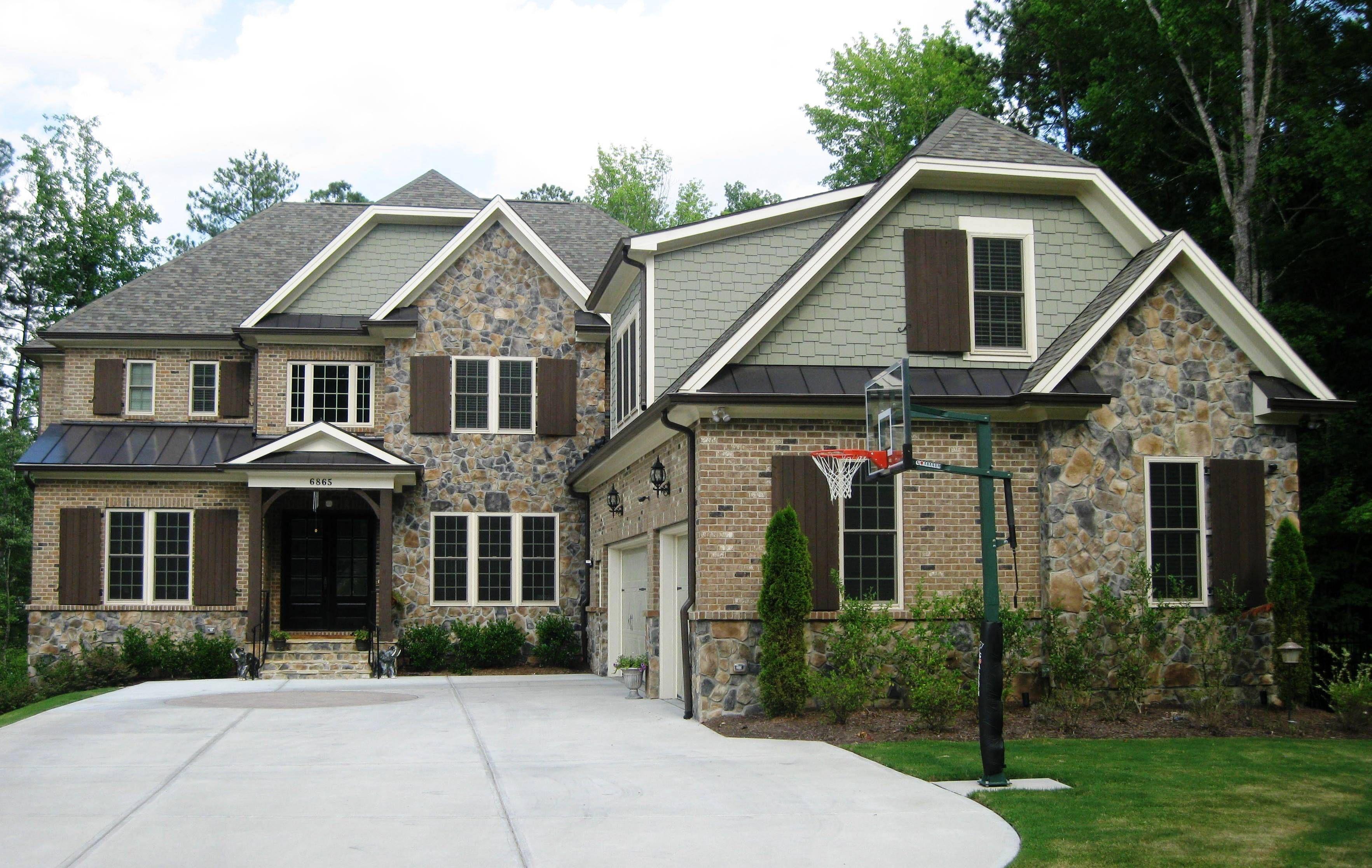 Stone - Colorado Fieldstone | Residential Homes | Pinterest