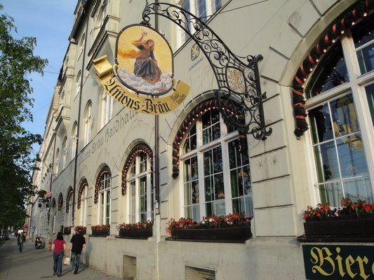 Die Brauerei von Haidhausen ist das Unionsbräu >> Unionsbräu Haidhausen - Munich, Germany
