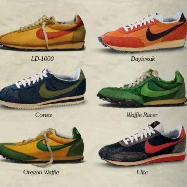 huge discount 92855 90ae8 Vintage classic Nike.