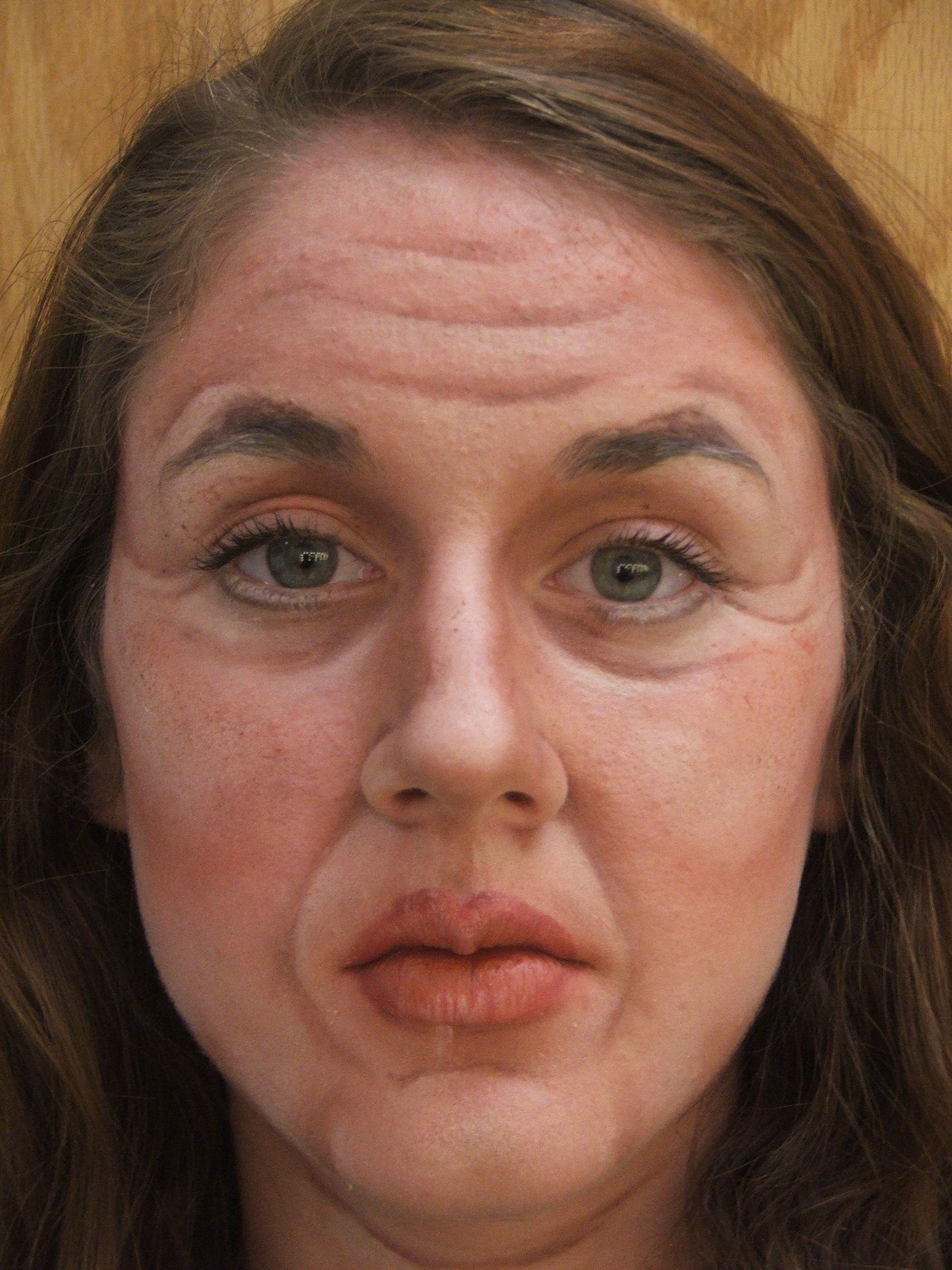 Old Age | Makeup Morgue | Pinterest