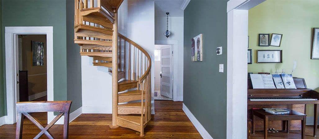 Best Spiral Staircases Prefab Custom Designs In 2020 400 x 300
