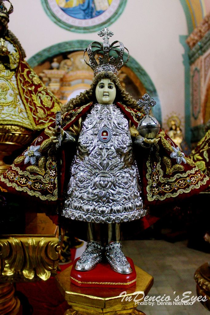 Sto Niño De Tondo Holy Child Child Jesus Tondo