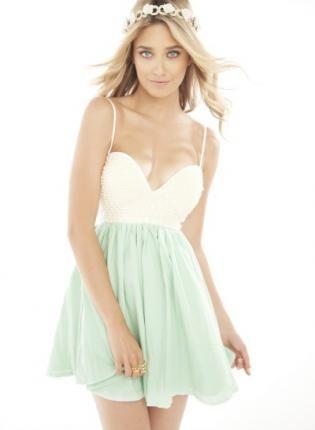 10dedf3438f Green Party Dress - Mint Green Mini Dress http   www.ustrendy.