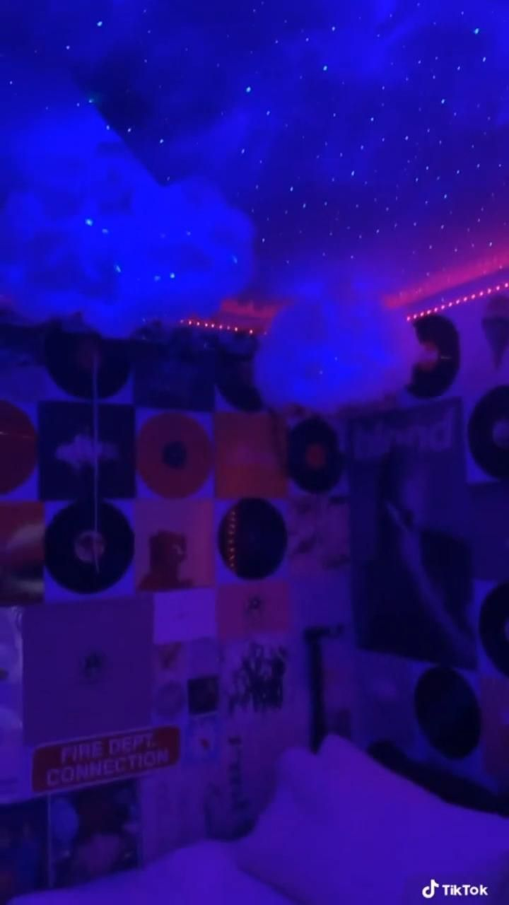 tiktok bedroom aesthetic | Grunge room, Bedroom makeover ...