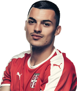 Nemanja Radonjic Red Star Belgrade Red Star Sports