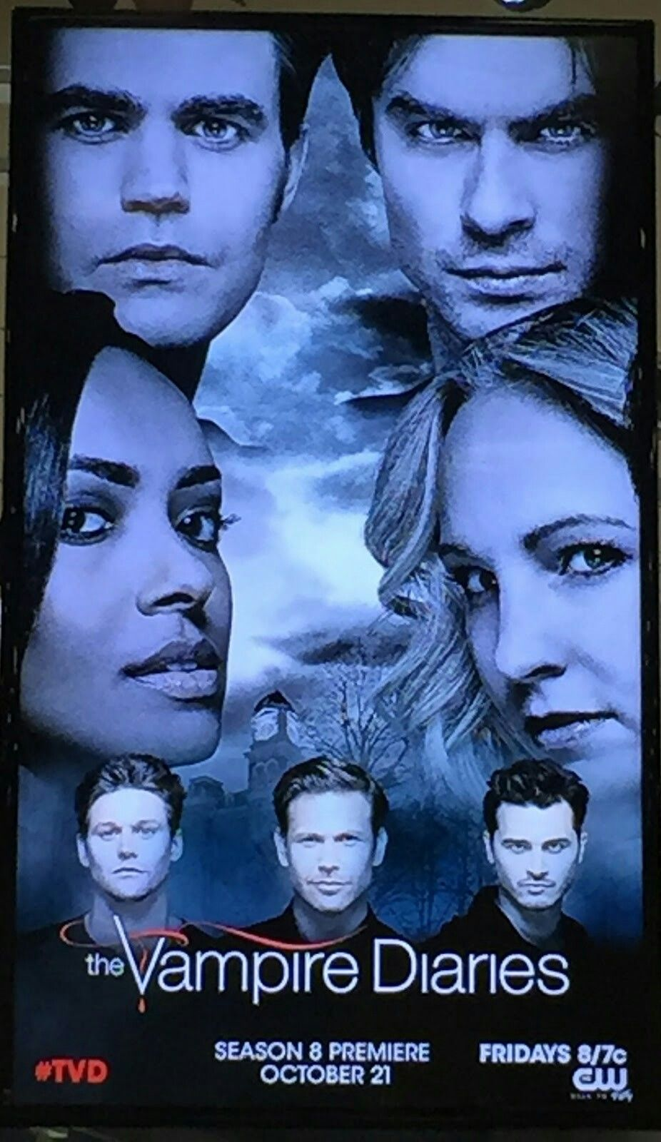 The Vampire Diaries Ssn 8 Vampire Diaries Season 7 Vampire