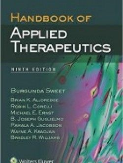 Handbook Of Applied Therapeutics 9th Edition Pdf Download