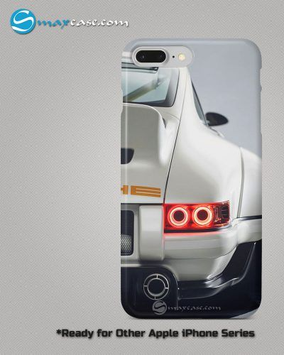 premium selection 4630f 61386 Porsche Sexy Cars Phone Case Apple iPhone 7/7 Plus 8/8 Plus X/XS ...
