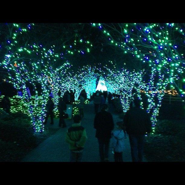 November 16, 2013 \u2013 January 4, 2014 Garden Lights, Holiday Nights