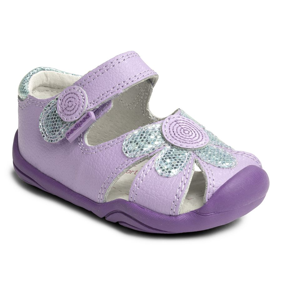 Zapatos blancos Pediped infantiles