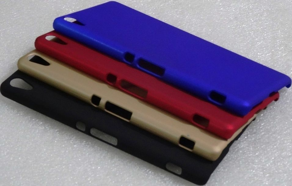 best service 4d2d3 fba96 PREMIUM IMPORTED MATTE FINISH HARD BACK CASES COVER FOR SONY XPERIA ...