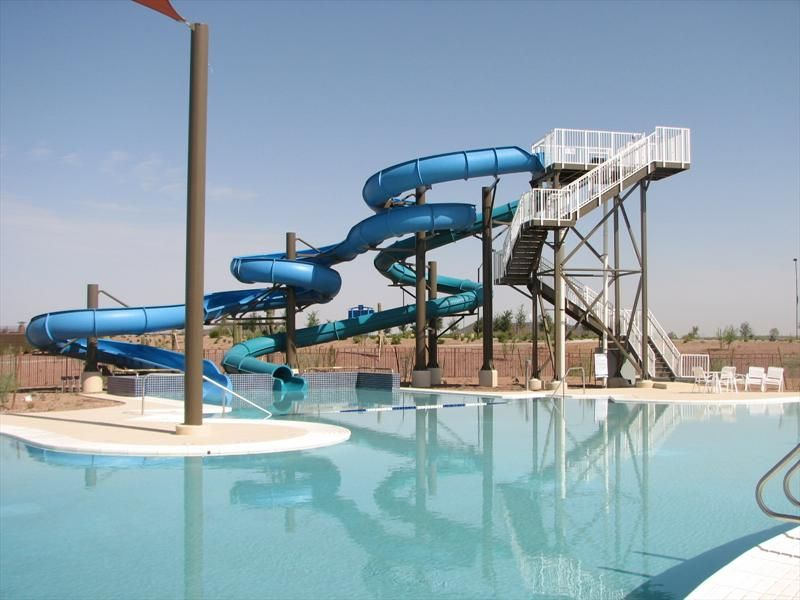 Big Splash Water Park The Del Webb Community Of Anthem Is