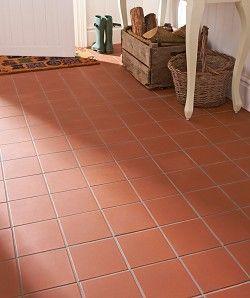 Tops Tiles Quarry Tiles From 73p Per Tile Living Room