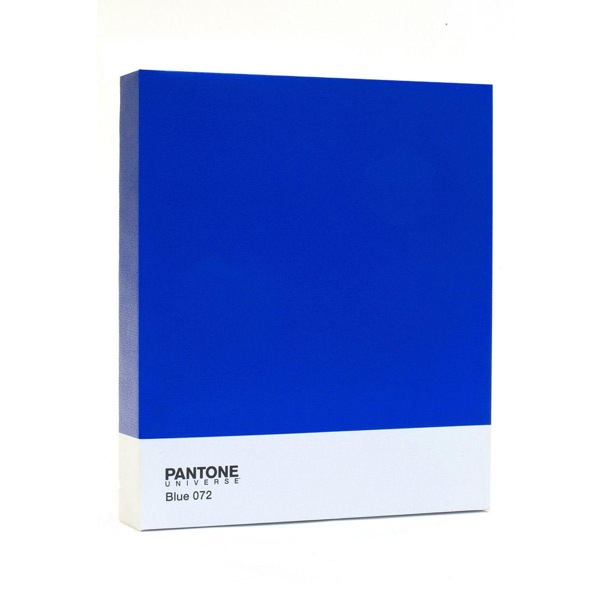 Blue 072 Canvas Classic