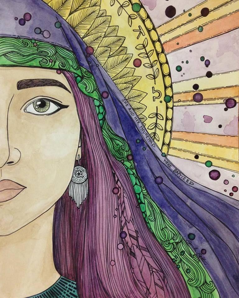 Lydia Of Thyatira: The Founding Member Of The Philippian