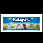 Babysec Ultra Toallitas Humedas 50 Unidades Personal Care Person Candy Bar