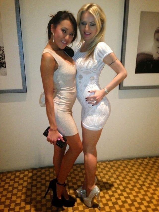 Assure Two girls and a crossdresser