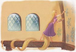 Rapunzel's Winter Adventure