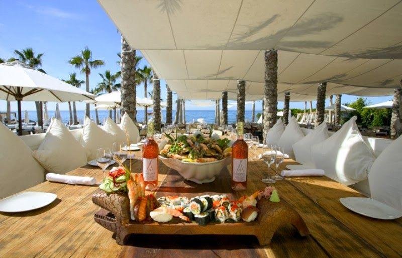 Nikki Beach Saint Tropez Visit Www Beachandbubbles Com For Worlwide Beaches