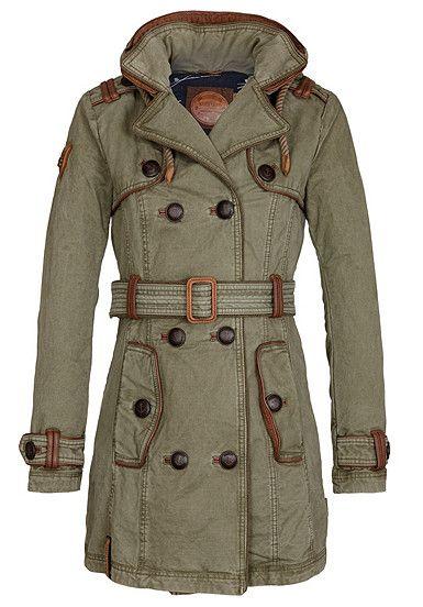 NAKETANO One For All | Jacken, Trenchcoats und Bekleidung
