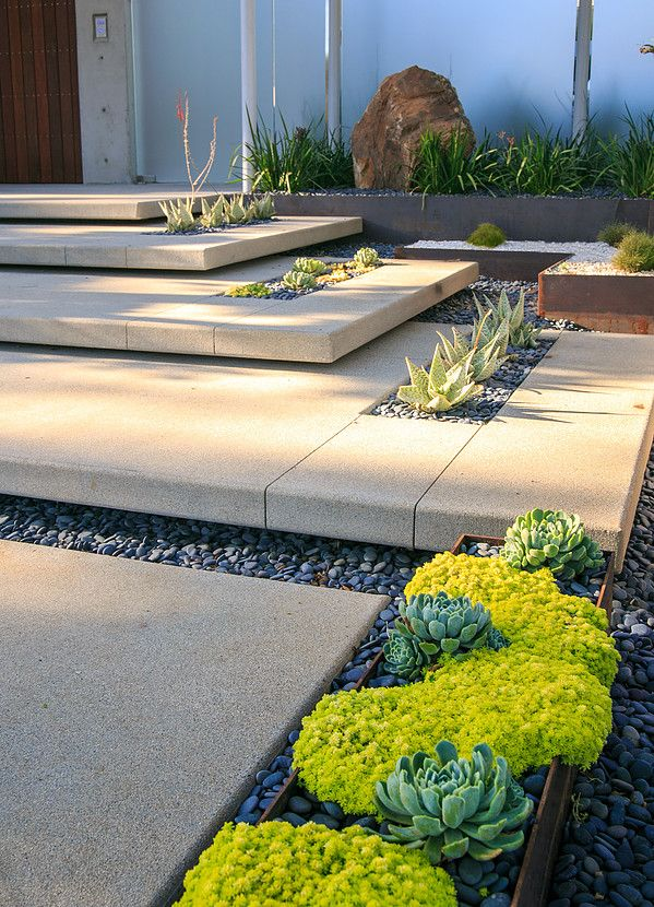 Modern Residential Landscape Architecture Modern Landscaping Modern Garden Backyard Landscaping