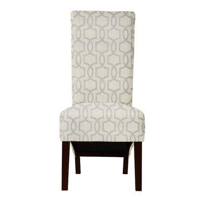 Maison Domus Home Liza Parsons Chair (Set of 2)