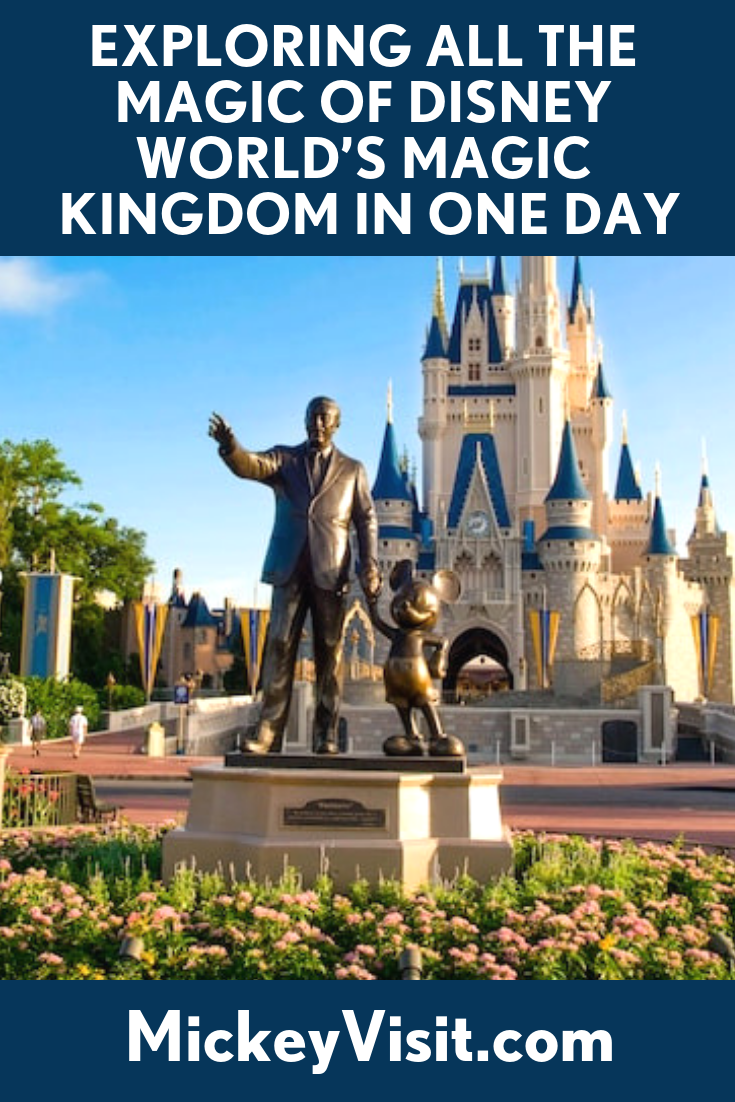 Magic Kingdom In One Day: A Quick Guide For A Successful