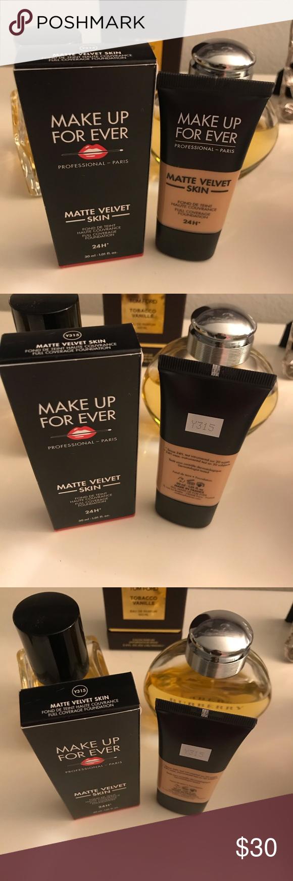 Make Up For Ever Matte Velvet Skin Blurring Powder