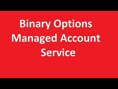 Service charge in binary options