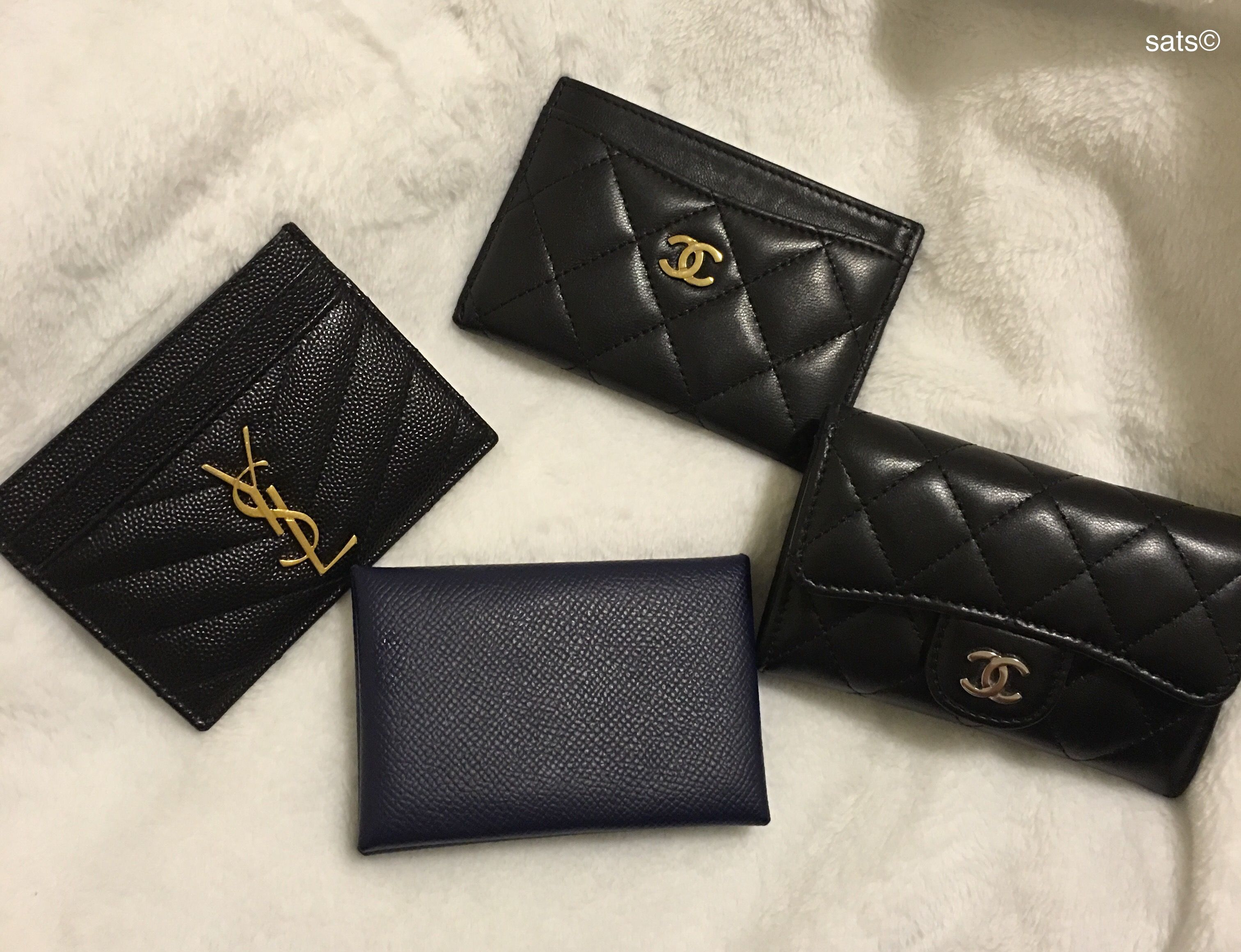 1526f90a2559 Some SLG's #ysl #chanel #hermes | ❤️Cute Bags❤ in 2019 | Bags ...