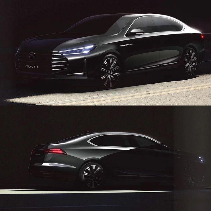 "OnePen News ™ on Instagram: ""GAC Next GA8 Ps Render  #car #cardesign #cardesignnews #carsketch #sket"