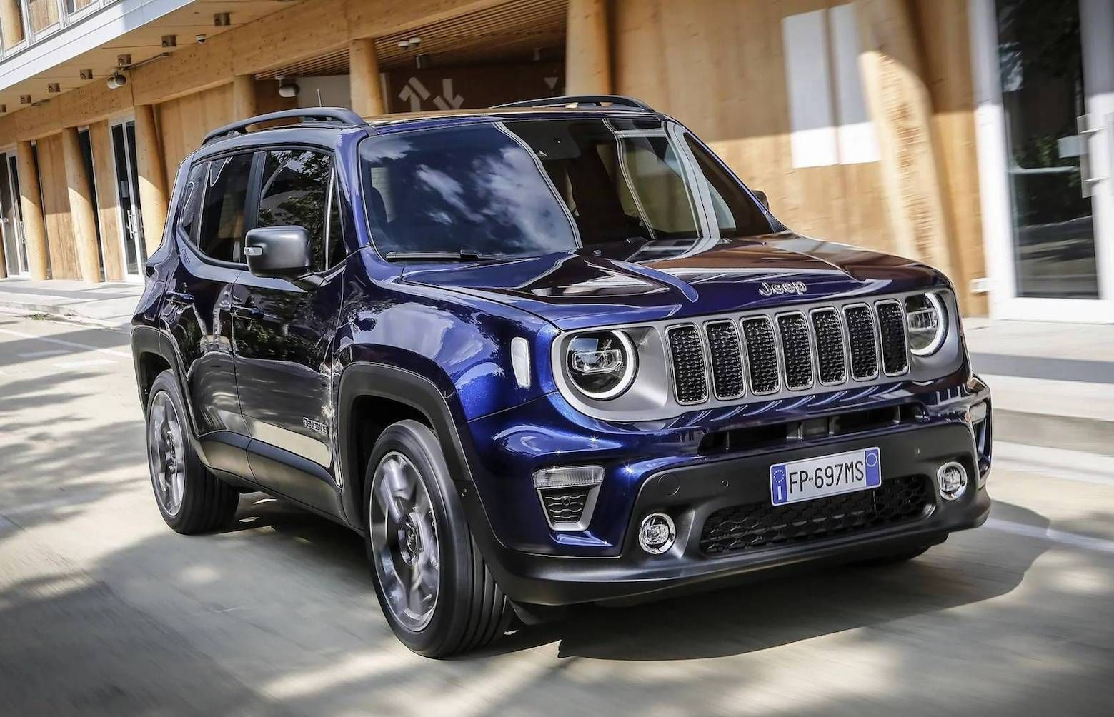 Jeep Renegade 1 0 T3 Limited Downsizing Intelligente Jeep