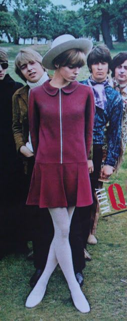 Sweet Jane: Mary Quant's Ginger Group 1967